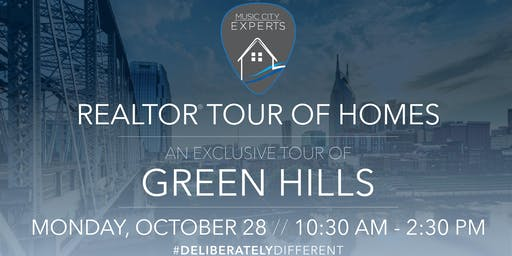 October Realtor Tour of Homes -  Music City Experts