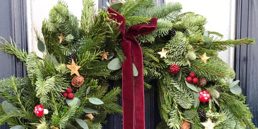 Winter Wreath Workshop