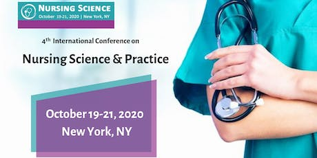 4th Conference on Nursing Science & Practice(Nursing Science-2020) tickets