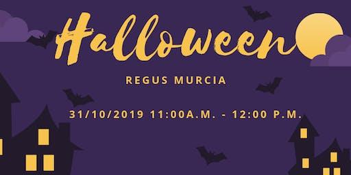 "Evento ""Halloween"" - Regus Murcia"