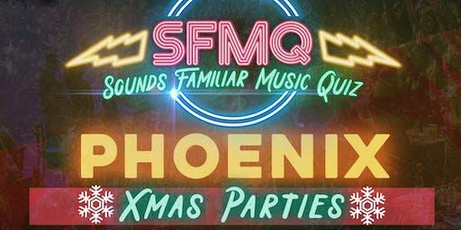 Sounds Familiar Music Quiz - XMAS PARTY
