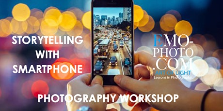 STORYTELLING WITH SMARTPHONE - PHOTOGRAPHY tickets