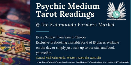 Psychic Medium Tarot Readings