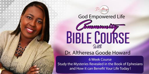 God Empowered Life Community Bible Course