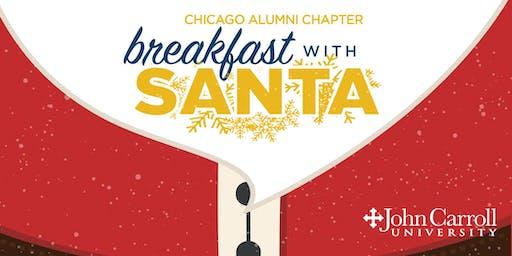 JCU Chicago - Breakfast with Santa
