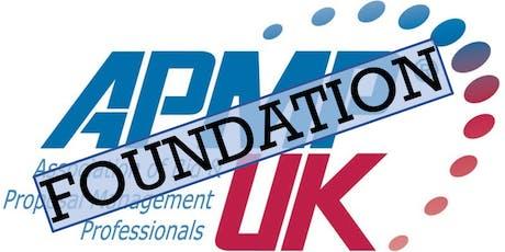 APMP Foundation Workshop and Examination - London - 21 Jan 20 tickets
