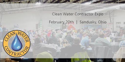 Clean Water Contractor Expo: Sponsors & Exhibitor Registration