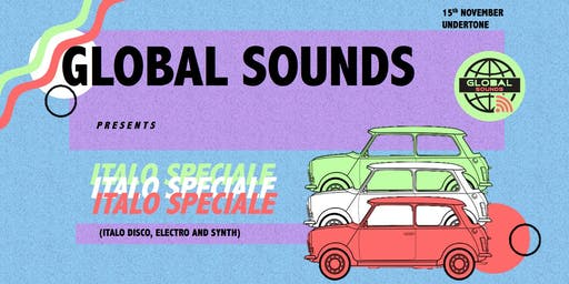 Global Sounds presents Italo Speciale