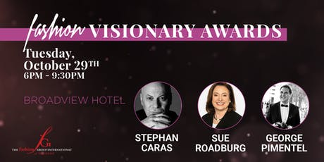Visionary Awards 2019 tickets