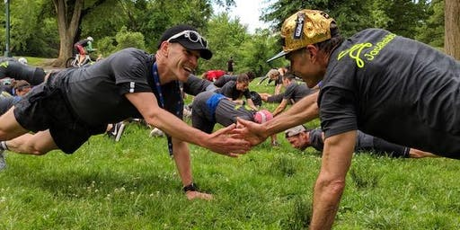 Saturday Morning IronStrength in Central Park with Dr. Metzl