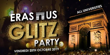 ★ Erasmus Glitz Party ★ billets