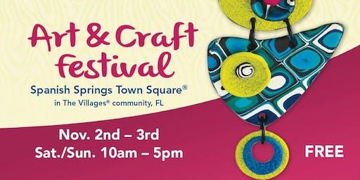 23rd Annual Spanish Springs Art & Craft Festival