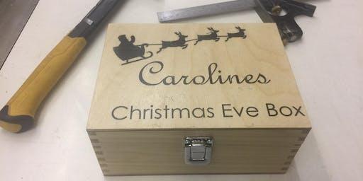 Make a personalised Christmas Eve Box