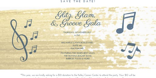 Glitz, Glam, and Groove Gala