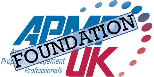 APMP Foundation Workshop and Examination - Manchester - 20 Oct 20