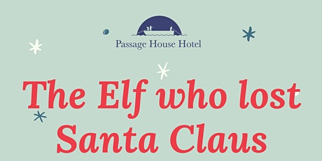 The Elf who lost Santa Claus tickets