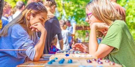 International games day: festa del gioco in Biblioteca biglietti