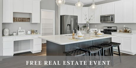The Real Estate Solution | FREE Lunch with Rick and Tracy Ellis tickets