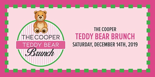 The Cooper Restaurant - 2nd Annual Teddy Bear Brunch