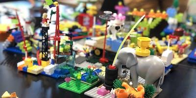 Atelier Découverte LEGO® SERIOUS PLAY® #Rennes 3