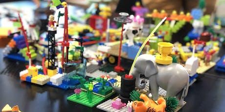 Atelier Découverte LEGO® SERIOUS PLAY® #Rennes 3 billets