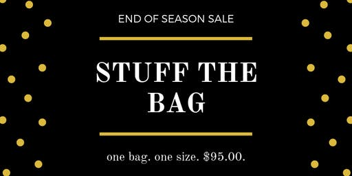 Stuff The Bag