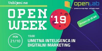 Umetna inteligenca in digitalni marketing – Kaj pa Watson?
