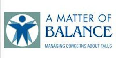 A Matter of Balance: New Smyrna Beach Senior Center
