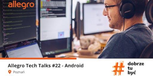Allegro Tech Talks #22 - Android