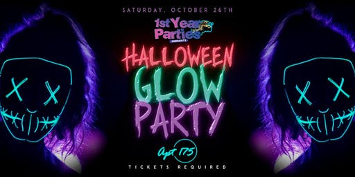 Halloween Glow Party & Party Buses