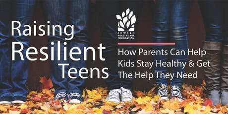 Raising Resilient Teens tickets