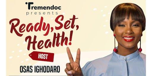 Ready Set Health: Mom Like a Pro!