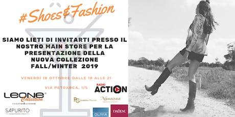 Coupon 20% - #Shoes&Fashion Cocktail Party biglietti