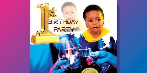 MUNACHIMSO 1ST BIRTHDAY PARTY