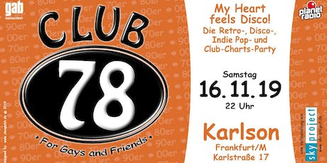 Club78 Tickets