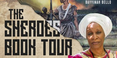 The SHEROES Book Tour w/ Bayyinah Bello - New Brun