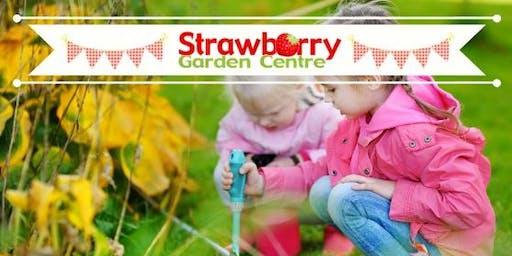 Little Gardeners: Create & Make Event Friday 1st November 2019 (October Half Term)