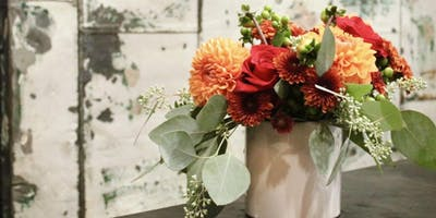 Thankful Blooms with Alice's Table