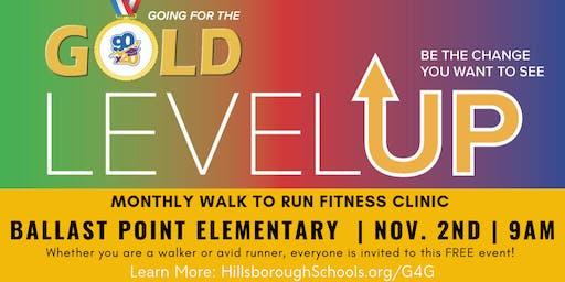 G4G Walk to Run Clinic #2