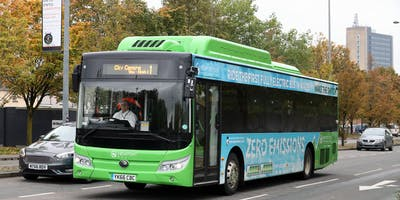LowCVP Zero Emission Fleet Series: Newport - Buses