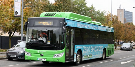 LowCVP Zero Emission Fleet Series: Newport - Buses tickets