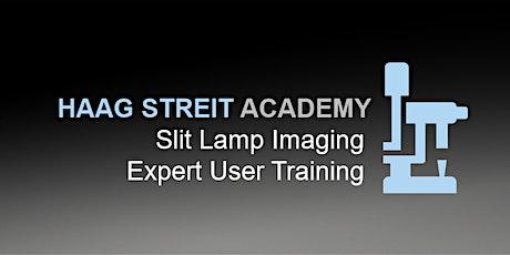 Haag-Streit Academy Slit Lamp Imaging Expert User Training Course  tickets