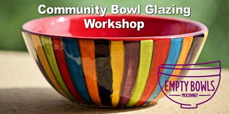 Bowl Glazing Workshop - Feb 18 tickets