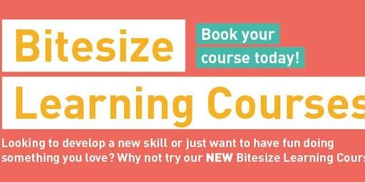 Bitesize Learning - Teenage Make-up Masterclass
