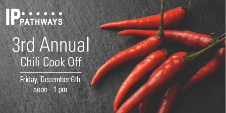 3rd Annual IPP Chili Cook Off