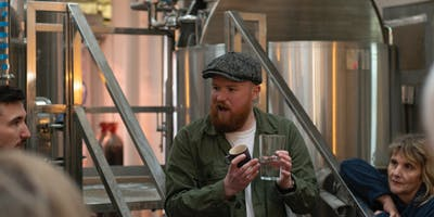 Dig Brew Turn 2 - Digbeth Residents and Tenants Exclusive Brewery Tour
