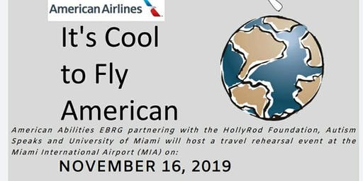 It's Cool to Fly AA-MIA