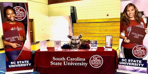 SC State University Admissions Alumni Ambassador Training