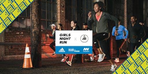 Girls Night Run × Adidas Runners