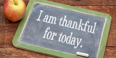 Please and Thank You: Gratitude + The Power of Positive Thinking